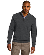 Port Authority SW290 Men 1/2-Zip Sweater at GotApparel