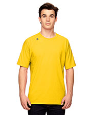 Champion T380 Men Vapor Cotton short sleeve TShirt at GotApparel