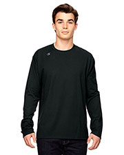 Champion T390 Men for Team 365 Vapor Cotton LongSleeve T-Shirt at GotApparel
