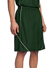 Sport-Tek® T565 Men PosiCharge® Mesh Reversible Spliced Short at GotApparel