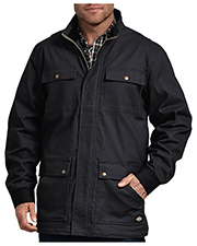 Dickies TC476 Men FLEX Sanded Duck Mobility Coat at GotApparel