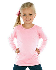 Toddlers Crew Neck Long Sleeve at GotApparel