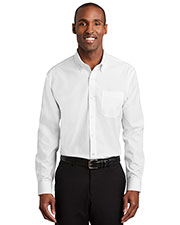 Red House TLRH370 Men Tall 4 oz Nailhead Non-Iron Shirt at GotApparel