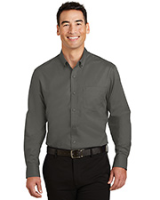 Port Authority Ts663    Tall Superpro? Twill Shirt at GotApparel