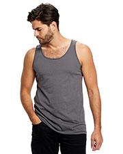 US Blanks US2408 Unisex Poly-Cotton Tank at GotApparel