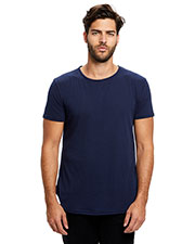 US Blanks US2488 Men Short-Sleeve Recycled Crew at GotApparel