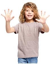 US Blanks US2500K Toddler Tri-Blend Crewneck T-Shirt at GotApparel