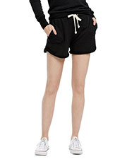 US Blanks US355 Women Casual French Terry Short at GotApparel