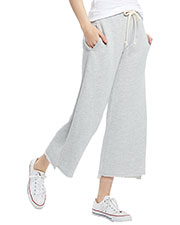 US Blanks US410 Women Tri-blend Flare Pant at GotApparel