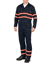 Dickies VV601 Men Enhanced Visibility Long-Sleeve Coverall at GotApparel