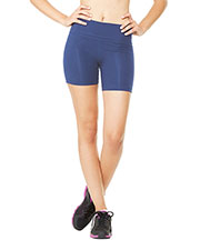 All Sport W6507 Women for Team 365 Fitted Short at GotApparel