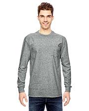 Dickies Workwear WL450 Adult 6.75 Oz. Heavyweight Work Long-Sleeve T-Shirt at GotApparel