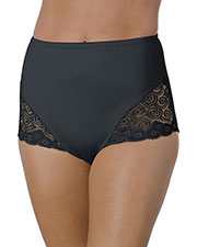Bali X054 Women Brief with Lace Firm Control 2Pack at GotApparel