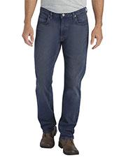 Dickies XD730 Men X-Series Regular Fit Straight-Leg 5-Pocket Denim Jean Pant at GotApparel