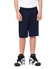 All Sport Y6707 Unisex Boys for Team 365 Mesh 9