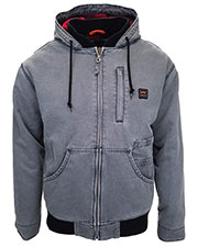 Walls Outdoor YJ339 Unisex Vintage Duck Hooded Jacket at GotApparel