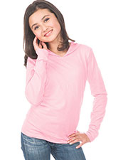 Youth Long Sleeve Pullover Hoodie at GotApparel