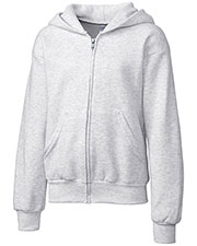 Clique Basics YRK03001 Boys Fleece F/Z Hoodie at GotApparel