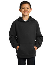 Sport-Tek YST254 Boys Pullover Hooded Sweatshirt at GotApparel
