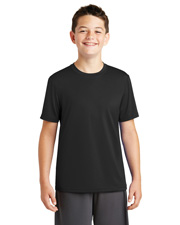 Sport-Tek YST320  ® Youth Posicharge® Tough Tee?. . at GotApparel