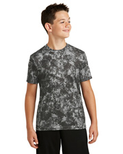 Sport-Tek YST330  ® Youth Mineral Freeze Tee. . at GotApparel