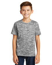 Sport-Tek YST390  ® Youth Posicharge® Electric Heather Tee. . at GotApparel