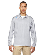 Adidas A201 Adult climawarm+ HalfZip Pullover at GotApparel