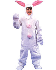 BUNNY SUIT CHILD 6 8 WHITE at GotApparel