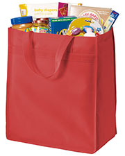 Port & Company B159 Men Standard Polypropylene Grocery Tote at GotApparel
