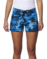 Burnside B5371   ' Dobby Stretch Board Short at GotApparel