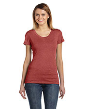 Bella + Canvas B8413 Adult Triblend short sleeve TShirt at GotApparel