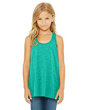 Bella + Canvas B8800y  Youth Flowy Racerback Tank at GotApparel