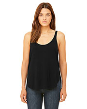 Bella + Canvas B8802 Women Flowy Side Slit Tank at GotApparel
