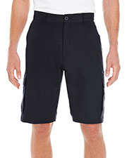 Burnside B9803 Men Microfiber Cargo Short at GotApparel