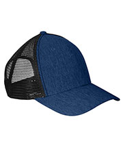 Big Accessories / Bagedge BA540 Unisex Sport Trucker Cap at GotApparel