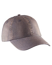 Big Accessories BA600 Unisex Vintage-Washed Cap at GotApparel