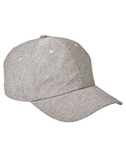 Big Accessories BA614 Unisex Summer Prep Cap at GotApparel