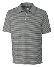 Cutter & Buck BCK09372  Division Stripe Polo at GotApparel