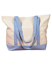 BAGedge BE004 Women  12 Oz. Canvas Boat Tote at GotApparel
