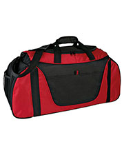 Port & Company BG1050 Unisex Improved Twotone Medium Duffel at GotApparel