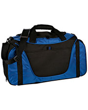 Port & Company BG1050 Unisex Improved Two-Tone Medium Duffel at GotApparel