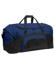 Port & Company BG99 Unisex Colorblock Sport Duffel at GotApparel