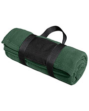 Port Authority BP20 Men Fleece Blanket with Carrying Strap at GotApparel