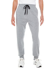 Burnside BU8800 Men Fleece Joggers at GotApparel