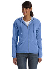 Comfort Colors C1598 Women 10 Oz. Garment Dyed Full-Zip Hood at GotApparel