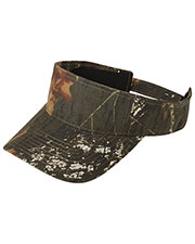 Port Authority C822 Men Camouflage Visor at GotApparel