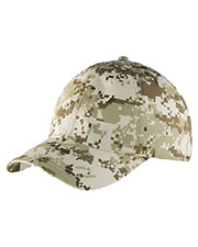 Port Authority C925 Unisex Digital Ripstop Camouflage Cap at GotApparel