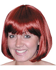 CINDY WIG AUBURN at GotApparel
