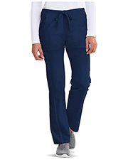 Careisma CA100T Women Low Rise Straight Leg Drawstring at GotApparel