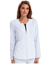 Careisma CA300 Women Zip Front Jacket   at GotApparel